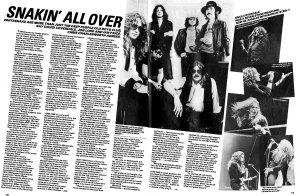 Smash Hits 11 June 1981
