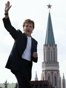 Пол Маккартни - концерт в Москве (24/05/2003)