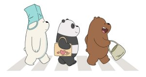 Из мультсериала We Bare Bears