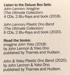 Юбилейный бокс дебютного альбома Джона все же увидит свет!