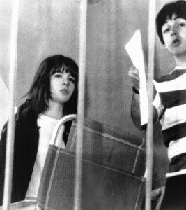 29 мая 1965 Пол Маккартни и Джейн Эшер отдыхают в Португалии