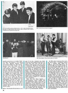 Статьи в прессе о Битлз, Джоне, Поле, Джордже и Ринго