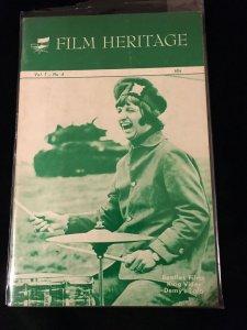 FILM HERITAGE vol. 1 No. 4