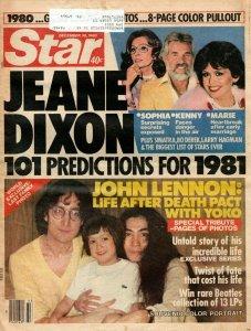 STAR  30 декабря 1980