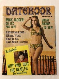 Datebook  сентябрь 1970