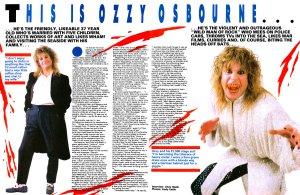 Smash Hits 26 February 1986