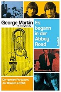 Прочитал автобиографию Джорджа Мартина All You Need Is Ears. Впервые опубликована в 1979 г., немецкий перевод 2013 г. Очень хорошая книга.
