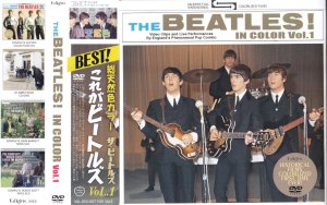 THE BEATLES IN COLOR VOL. 1