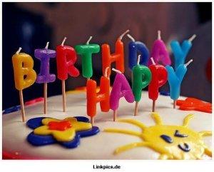 С Днём рождения! Всех благ!!!