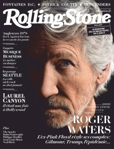 Rolling Stone France July-August 2020.