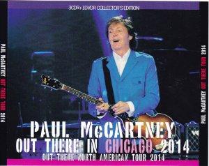 9 июля 2014: Пол Маккартни выступил с концертом в United Center, Чикаго, Иллинойс