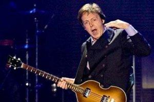 11 июля 2009: Пол Маккартни выступает с концертом в Halifax Common, Nova Scotia, Канада