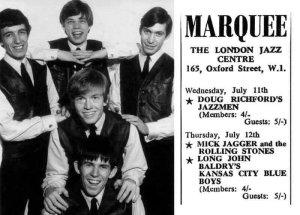 12 июля 1962 года — день рождения The Rolling Stones