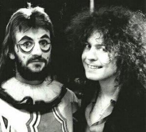 Ringo & Marc Bolan (1972)