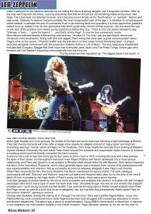 Led Zeppelin - РОК-группа #1 ?