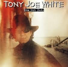 TONY JOE  WHITE - One Hot July (1999). Уж и не припомню когда в последний раз издавался этот незабвенный альбом. Его творения исполняли Элвис Пресли, Рэй Чарльз, Джо Кокер, Этта Джеймс, Джон Майалл , однако ему самому далеко не всегда сопутствовал успех. В 1989-м он всплыл на альбоме Тины Тернер Foreign Affair, для которого написал четыре вещи (в том числе хит Steamy Windows). С этого момента карьера музыканта пошла на поправку, и вскоре появился его новый диск, Closer To The Truth.