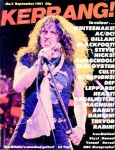 Kerrang! September 1981