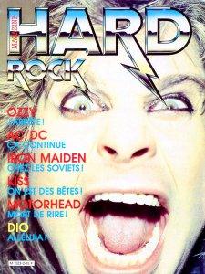 Hard Rock October 1984