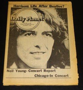 Daily Planet  30 ноября 1976