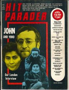 Hit Parader  август 1970