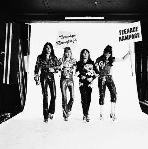 SWEET The Teenage Rampage photoshoot