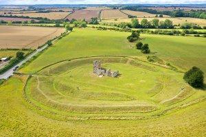 Knowlton Circles Wimborne St Giles, Dorset by Sony Shaun