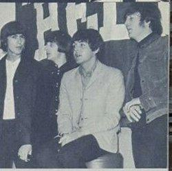 29 августа 1965 Capitol Records Tower, Los Angeles