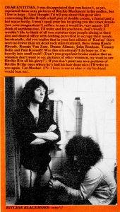 Kerrang! 20 May 1982.
