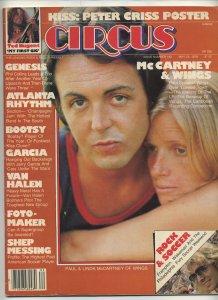 Circus Magazine № 182, 25 мая 1978