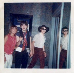 17 (18?) августа 1965 Торонто