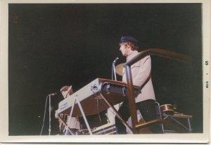 22 августа 1965 Портленд, Memorial Coliseum