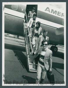 18 августа 1965 Прилетели в Атланту (улучшенное качество)