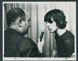 18 августа 1965 Атланта (предположительно) У Джорджа берет интервью журналист Джон Дрю.