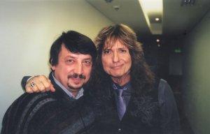 Сегодня экс-вокалисту Deep Purple и лидеру группы Whitesnake Дэвиду Ковердейлу исполняется 69 лет. Крепкого здоровья имениннику!