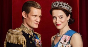 THE CROWN - История королевы Елизаветы II с момента её свадьбы в 1947 году до настоящего времени.