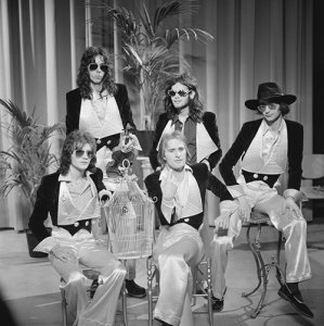 Steve Harley & Cockney Rebel, 1974