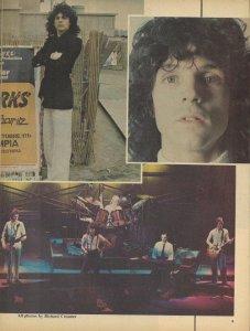 2)  Sparks – Hit Parader, May 1976