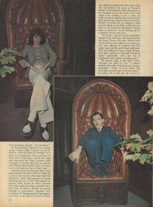 3) Sparks – Hit Parader, May 1976