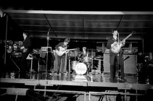21 августа 1966 Busch Stadium, Сент-Луис