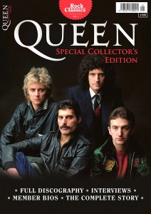 Rock Classics 01 - Queen 2020 – 108 стр., 79 Мб, PDF