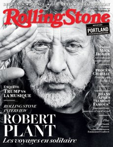 Rolling Stone France October 2020.