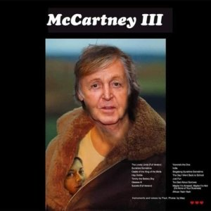 РЕЦЕНЗИЯ НА MCCARTNEY III