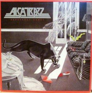 ALCATRAZZ  (Graham Bonnet,Yngwie Malmsteen)No Parole From Rock'n' Roll1983