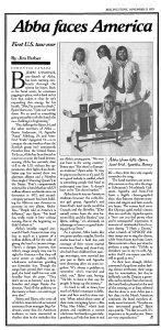 Rolling Stone 15 November 1979