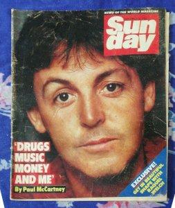 News of the World (Sunday) сентябрь 1984
