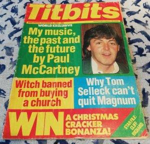 Titbits  12 ноября 1983