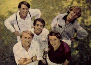 Омега 1967 года выпуска. В левом нижнем углу - Ласло Бенко.