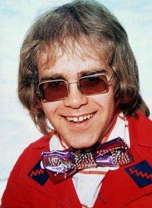 Элтон в начале 70-х