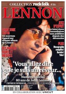 Rock and Folk Special No 16 2020 John Lennon – 148 стр., 108 Мб, PDF