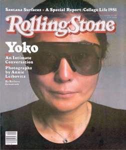 Rolling Stone 1 October 1981